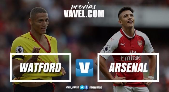 Watford de Marco Silva bate Arsenal e sobe a quarto — Inglaterra