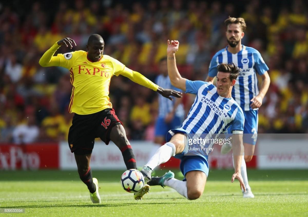 Watford vs Brighton: Combined XI