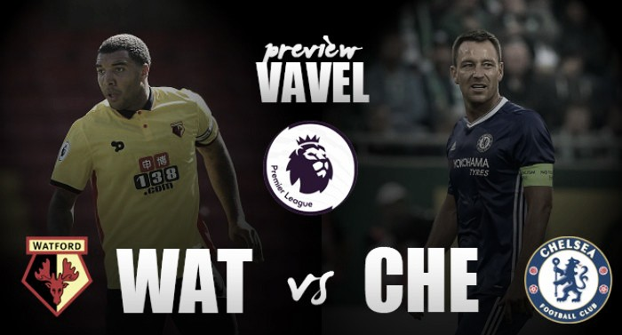 Watford vs Chelsea Preview: Old managerial rivals come head to head in derby clash