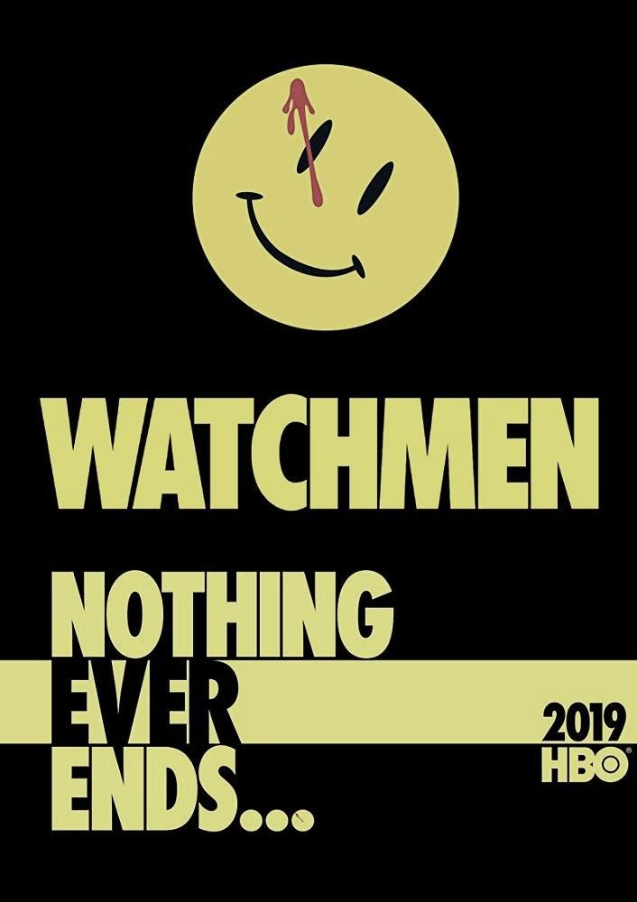 'Watchmen' la nueva gran apuesta de HBO