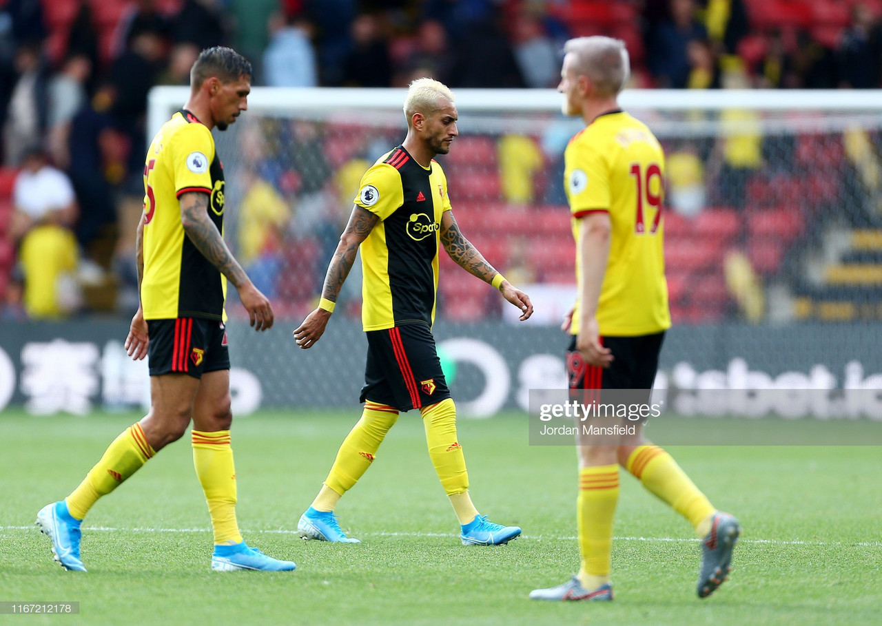 Watford vs West Ham United Preview: Who will put an end to their faltering start?