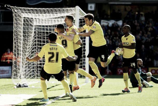 We're going up: Watford FC, trío de ases para los Pozzo