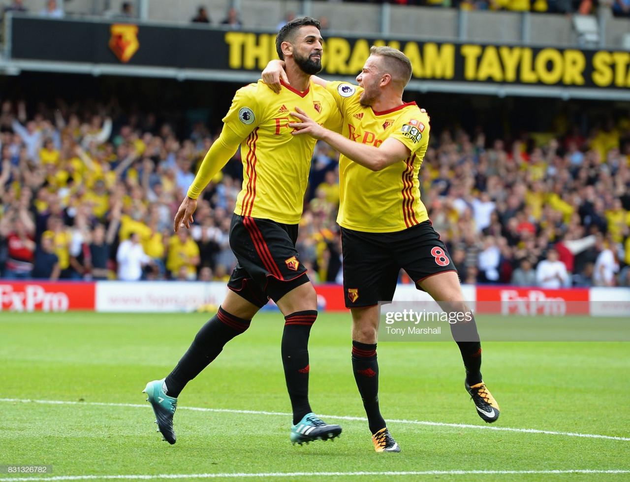 Memorable Match: Watford 3-3 Liverpool - Thriller opens 2017/18 season