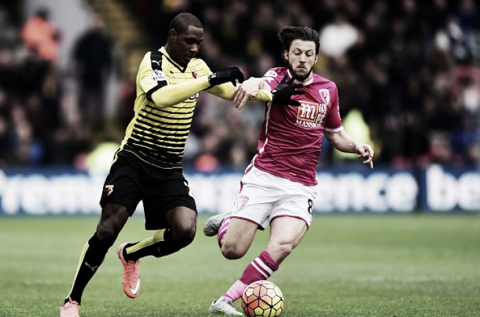 Watford player ratings from a goalless draw against Bournemouth