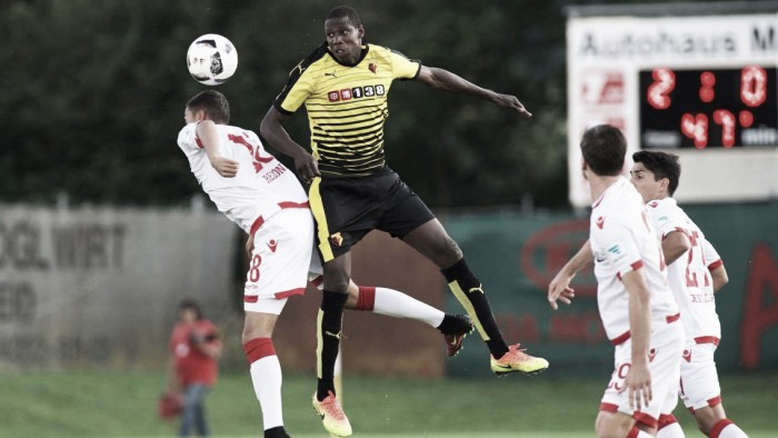 Union Berlin 1-3 Watford: Hornets remain unbeaten in pre-season thanks to win in Austria