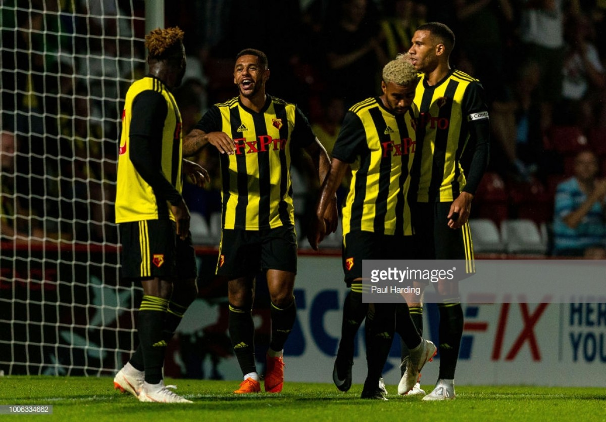 Which Watford youngsters impressed during pre-season?