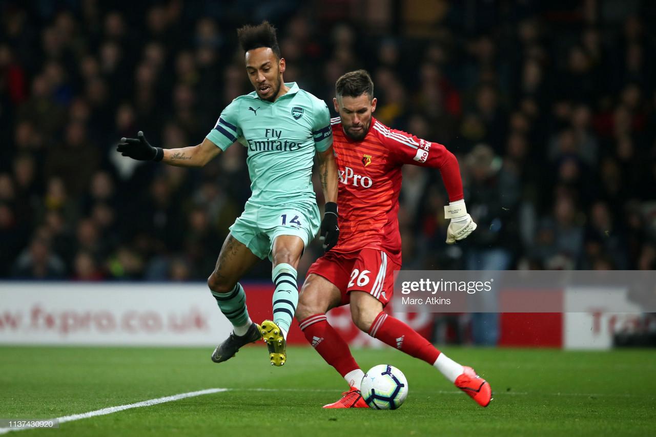 Watford vs Arsenal: Gunners looking to get back to winning ways