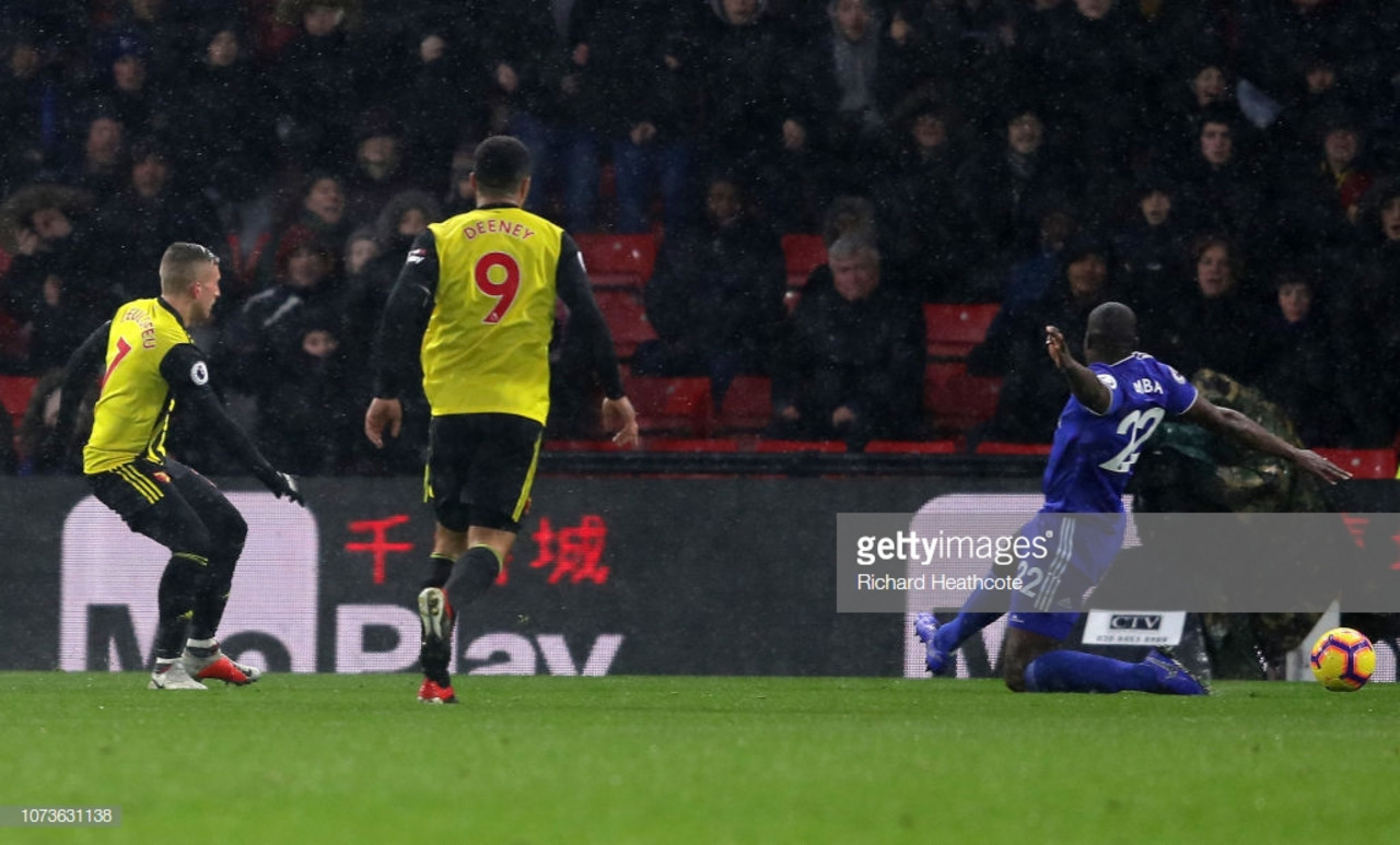 Watford 3-2 Cardiff: Hornets survive late scare to return to winning ways