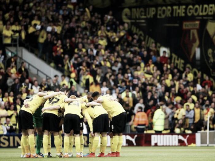 An overview of Watford's 2016/17 Premier League fixtures
