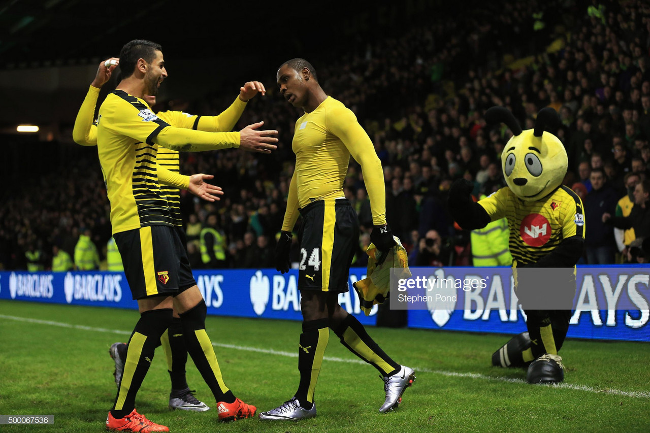 Memorable Match: Watford 2-0 Norwich City - Deeney and Ighalo fire hosts to victory