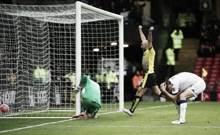 Watford 1-0 Leeds United: Wootton own goal puts Hornets into last eight