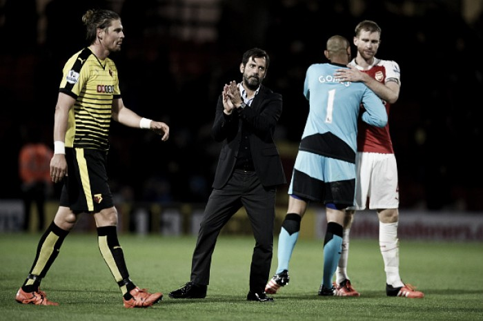 Arsenal - Watford: View from the opposition as the Gunners come looking for revenge