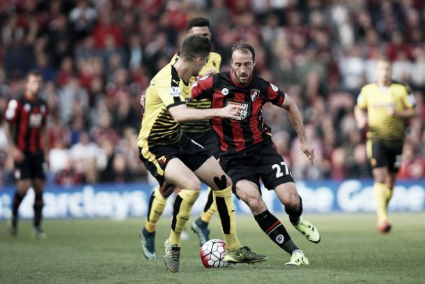 Watford 1-1 Bournemouth: The game in numbers