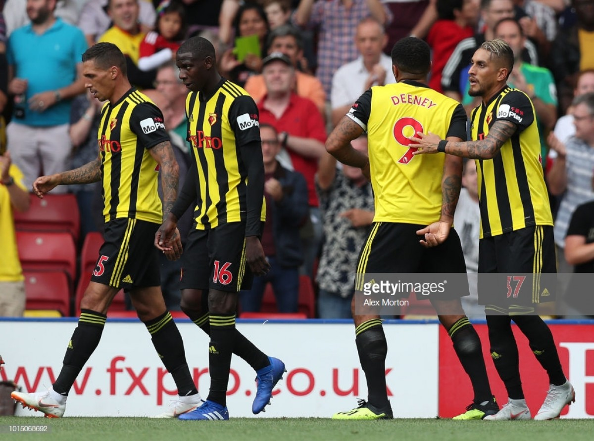 Watford 2-0 Brighton: Player ratings as Hornets begin new campaign with a win