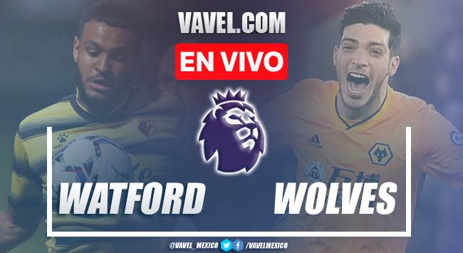 Goles y resumen del Watford 0-2 Wolves en Premier League 2021