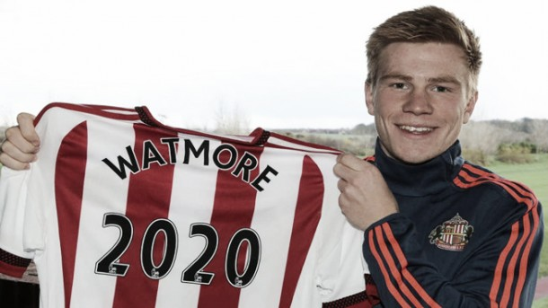 Watmore signs new contract