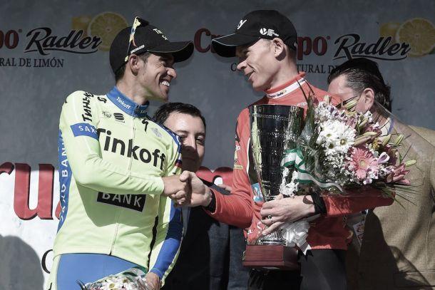 Froome bate Contador e vence Volta à Andaluzia