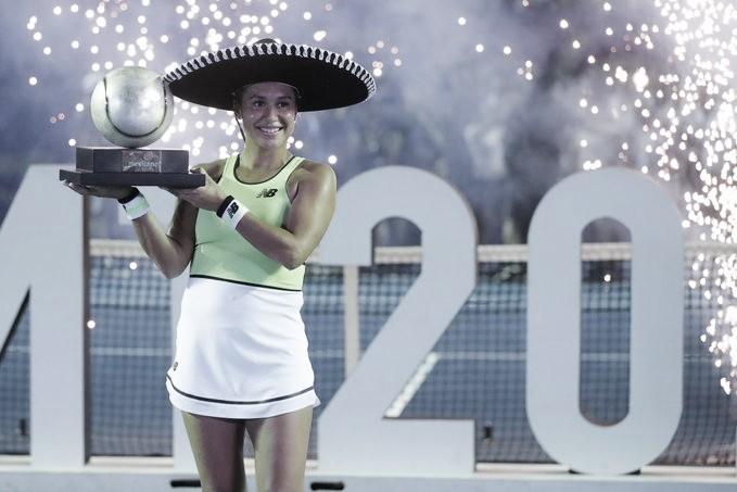 Watson triunfa em longa partida contra Fernandez e conquista WTA de Acapulco