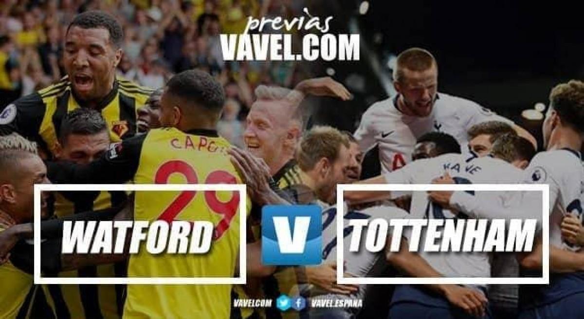 El Tottenham de Pochettino fue la nueva víctima de Watford