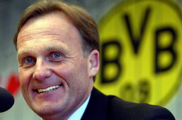 """Hans-Joachim Watzke: """"Reus jugará en el Borussia"""""""