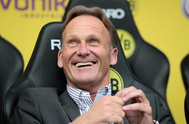 """Watzke: """"If we hadn't compromised with the clause, Reus wouldn't be here today."""""""