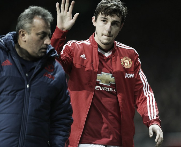 Matteo Darmian's Manchester United future in doubt