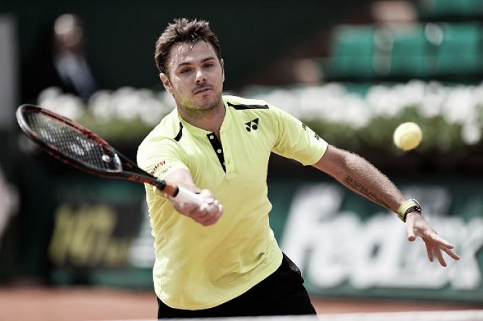 Roland Garros: Wawrinka, Murray e Nishikori confirmam favoritismo e avançam
