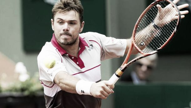 French Open: Stan Wawrinka asserts dominance over Dušan Lajovic