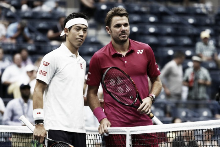 ATP World Tour Finals Round Robin preview: Stan Wawrinka vs Kei Nishikori
