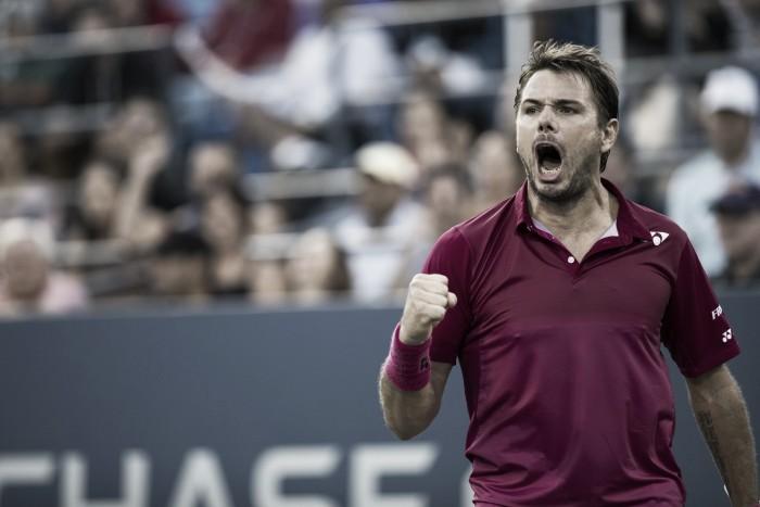 Stan Wawrinka vira contra Novak Djokovic e conquista o US Open pela primeira vez