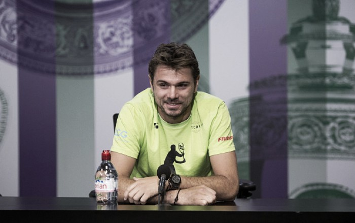 "Stan Wawrinka: ""Wimbledon is the most challenging Slam"""