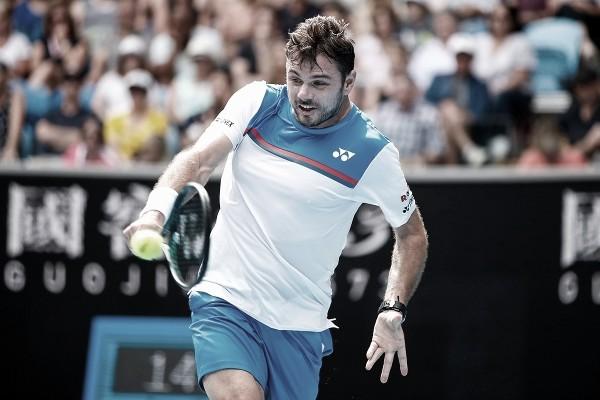 Em verdadeira batalha, Wawrinka vence Medvedev e avanças às quartas em Melbourne