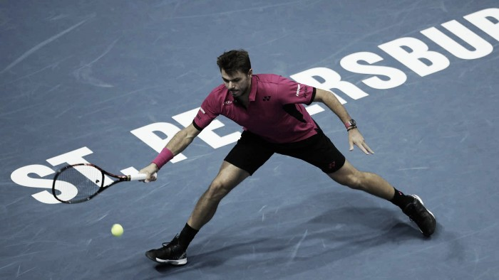 Wawrinka and Zverev in St Petersburg final