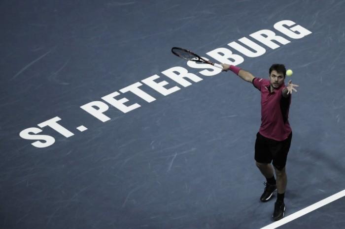 ATP St. Petersburg: Stan Wawrinka cruises through first post-US Open match