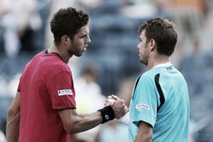 ATP Monte Carlo second round preview Stan Wawrinka vs Jiri Vesely