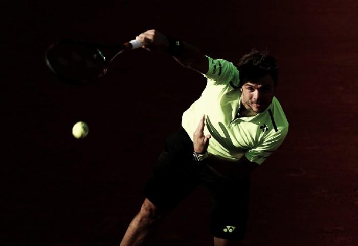 Roland Garros: Wawrinka e Murray garantem vaga nas oitavas em dia marcado pela desistência de Nadal