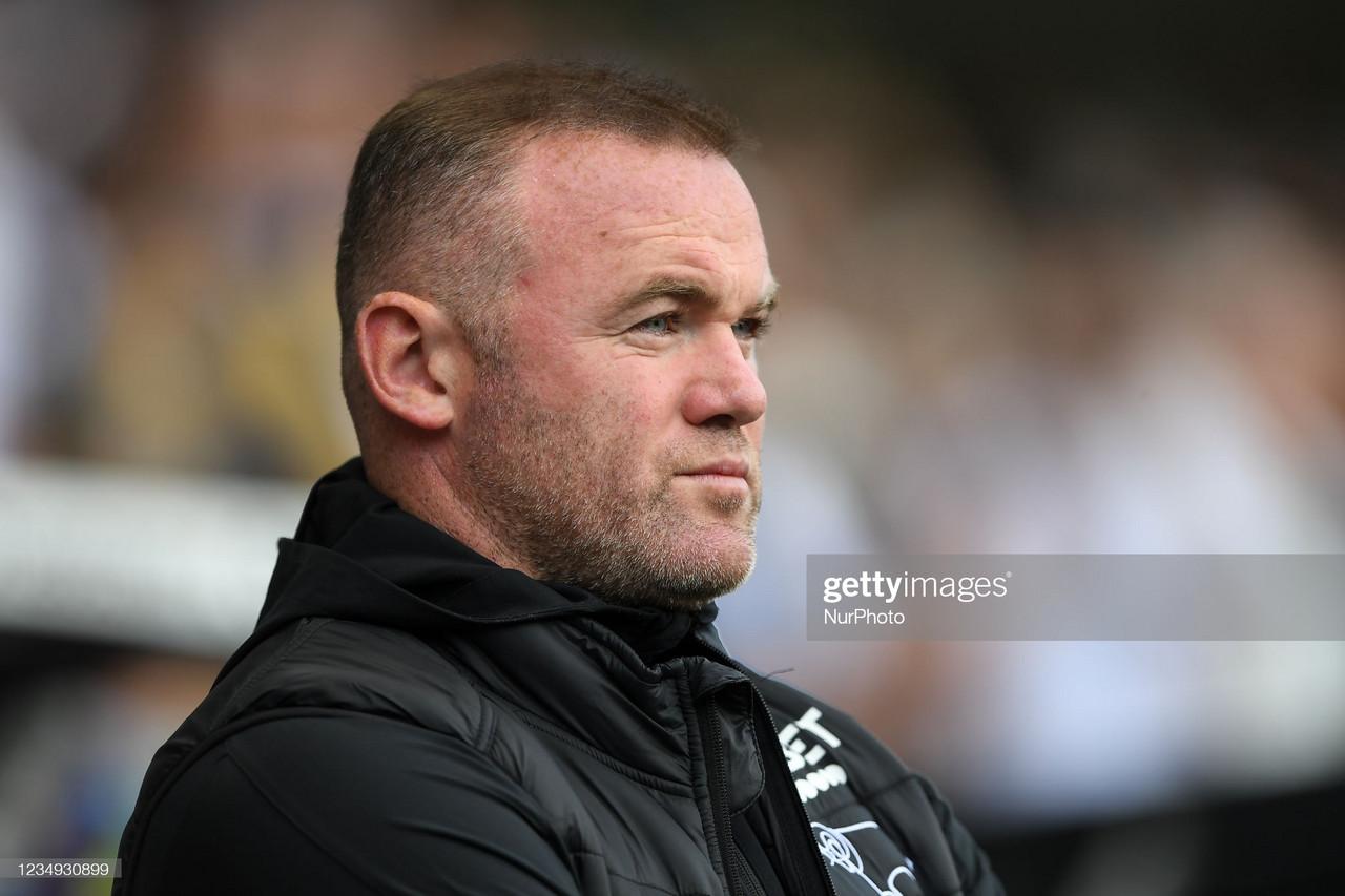 Transfer deadline day a week on: How Wayne Rooney has transformed Derby's season