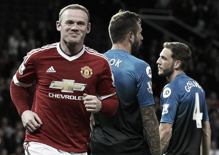 Wayne Rooney left out of Manchester United squad for Europa League tie