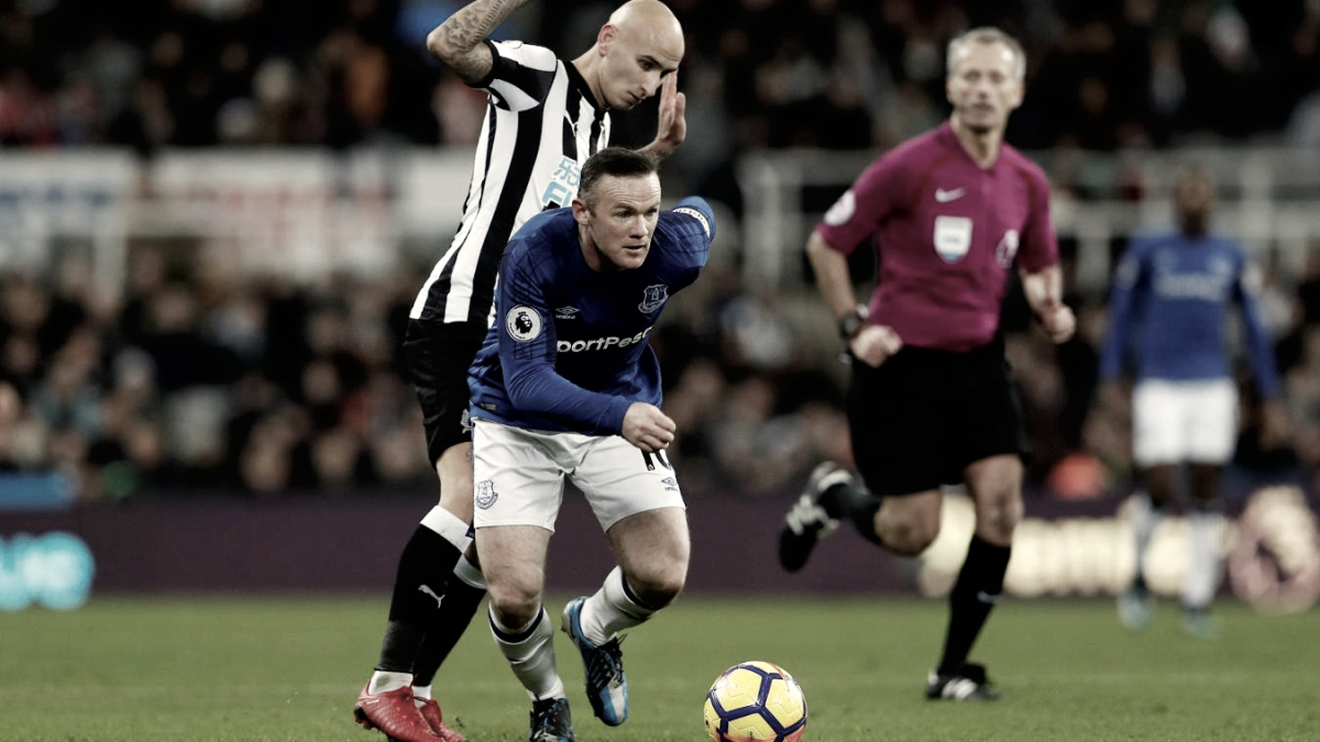 Resumen del Everton 1-0 Newcastle en Premier League 2018