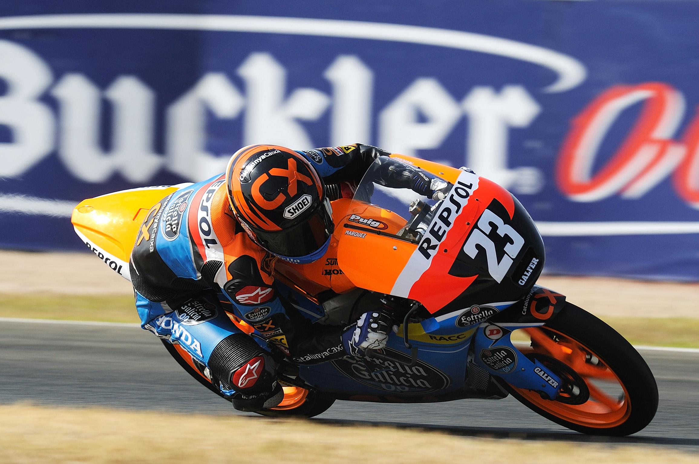 Moto3: Álex Márquez se alza con una nueva victoria