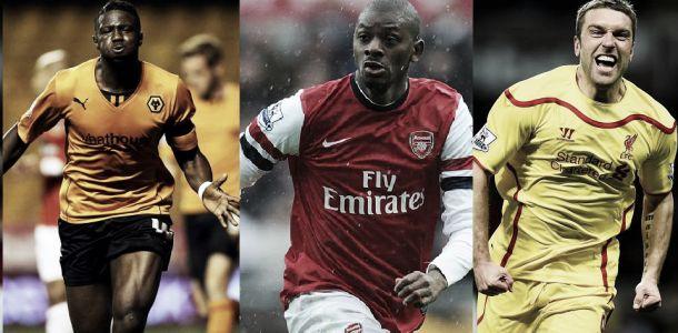 WBA: Abou Diaby, Rickie Lambert e Bakary Sako