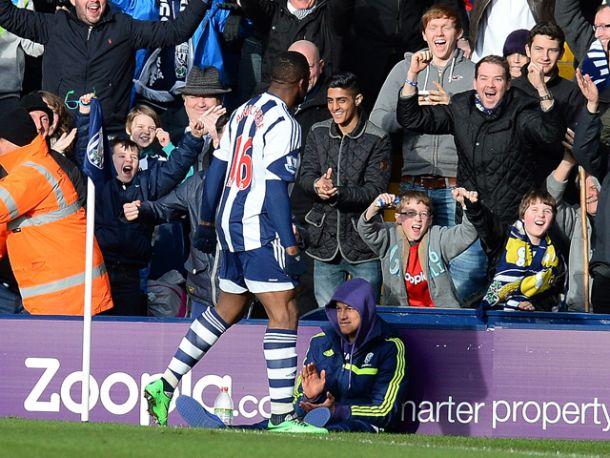 West Brom s'offre une belle bouffée d'oxygène en battant West Ham !