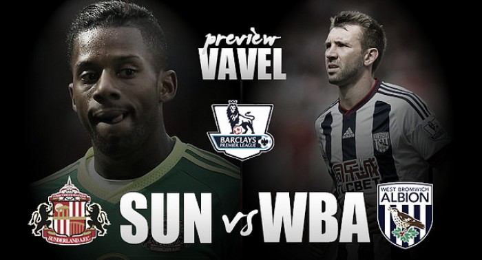 Sunderland - West Bromwich Albion Preview: Baggies look for swift response versus Black Cats