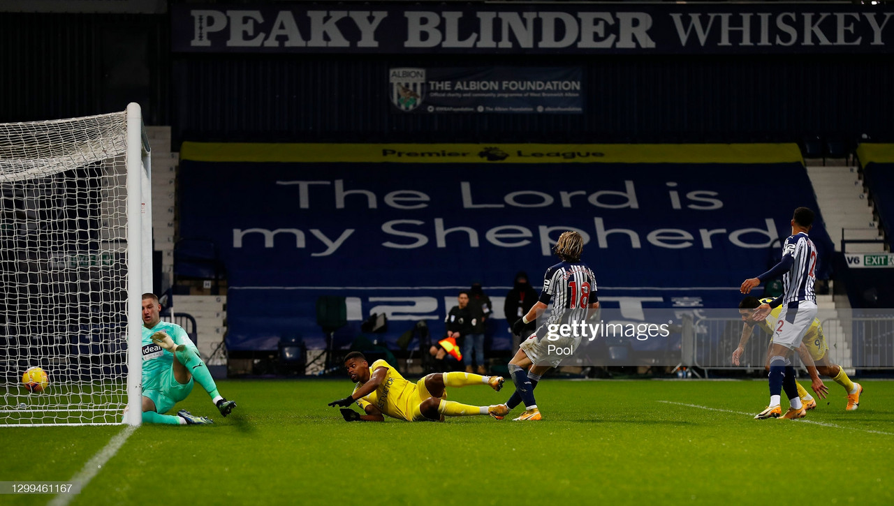 West Bromwich Albion 2-2 Fulham: Late Cavaleiro equaliser sinks Baggies in entertaining draw