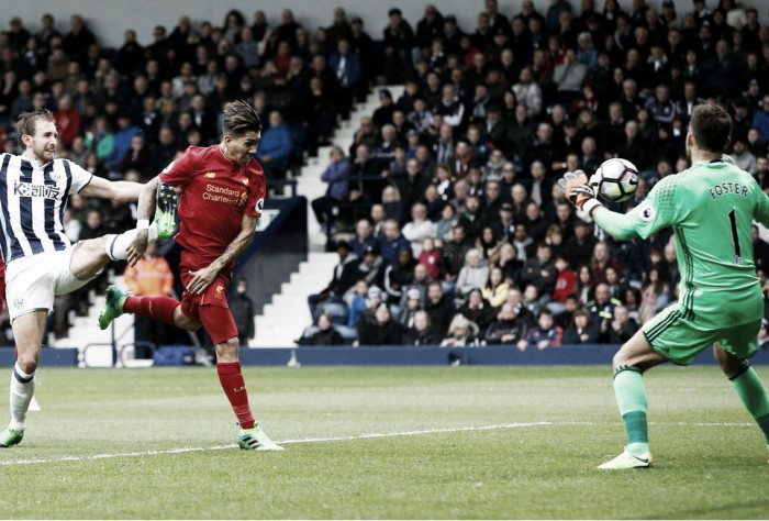Premier League - Firmino strappa tre punti sul campo del West Brom: 0-1 Liverpool