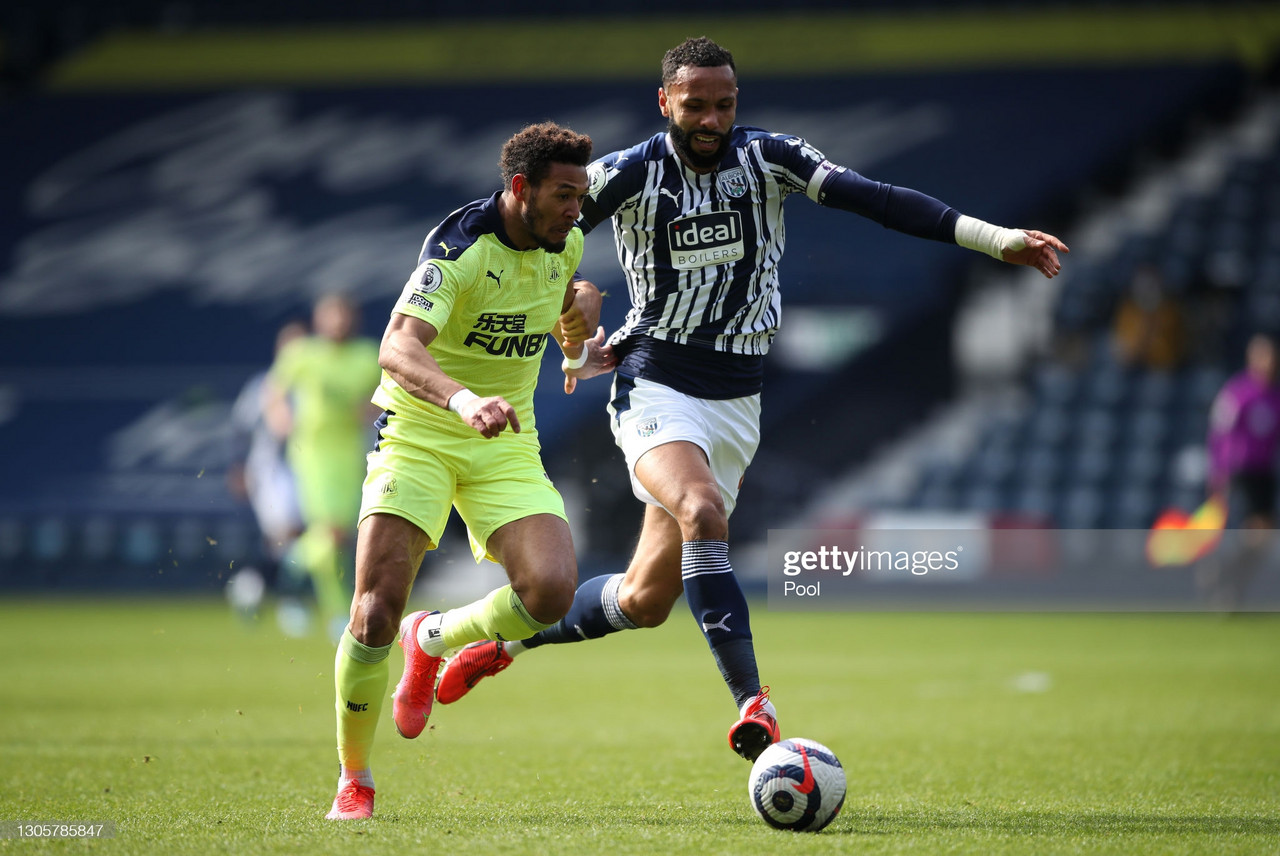 West Bromwich Albion 0-0 Newcastle United: Baggies rue missed opportunities in goalless draw