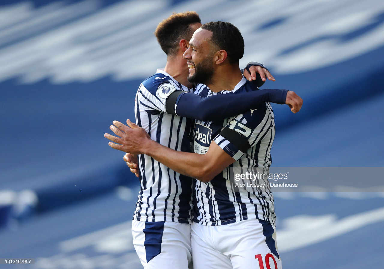 West Bromwich Albion 3-0 Southampton: Baggies make it back-to-back wins to revive survival bid