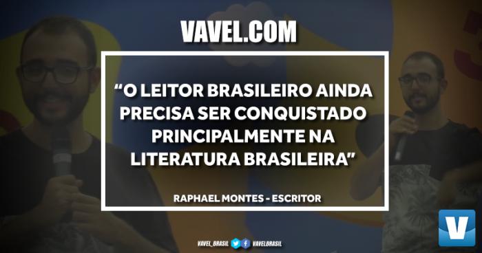 VAVEL entrevista: Raphael Montes, escritor e roteirista