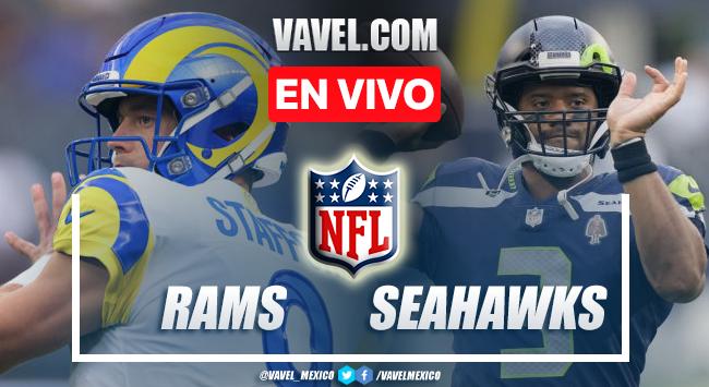 Resumen y anotaciones del Rams 26-17 Seahawks en NFL 2021
