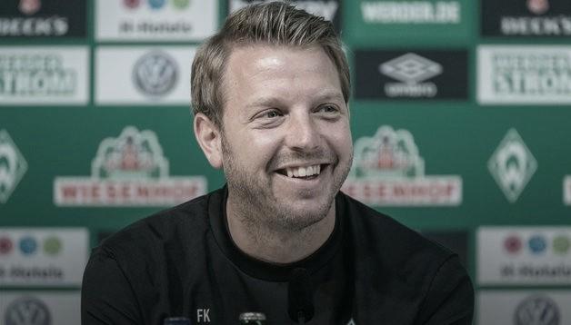 Técnico do Bremen, Kohfeldt exalta maturidade e merecimento do time em vitória contra o Schalke